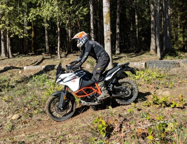 Guided adventure motorcycle rides in British Columbia