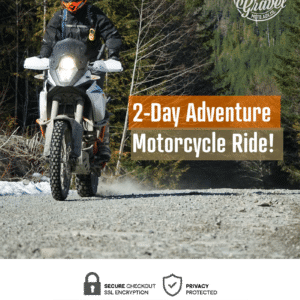 2-Day adventure motorcycle ride in British Columbia